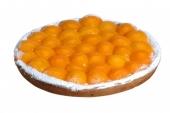 Limburgse abrikozenvlaai