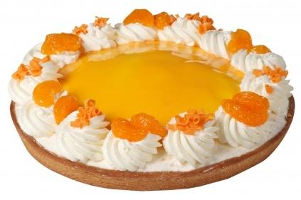 Limburgse sinaasappelbavroise