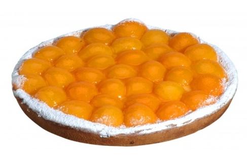 Limburgse vlaai met vers fruit