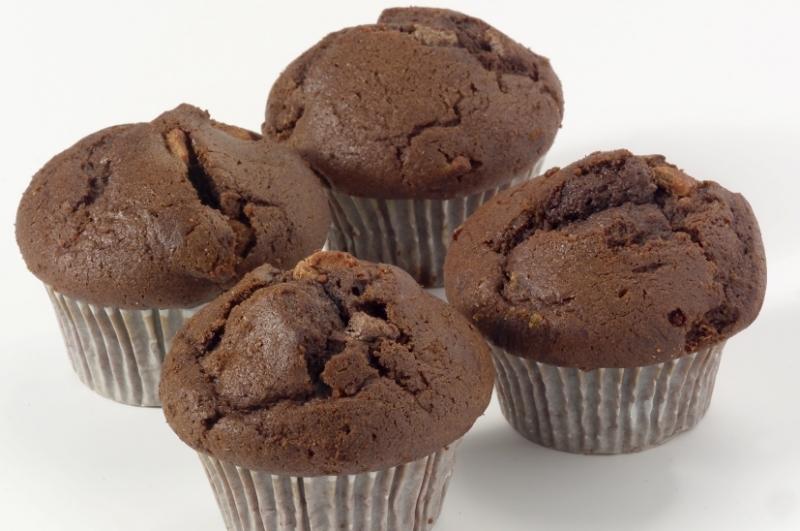 Muffin chocola