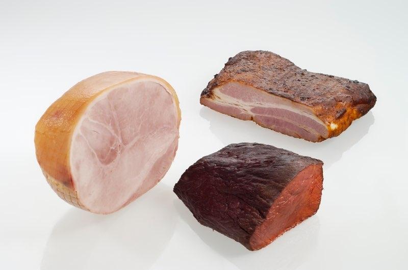 Vleeswarenschotel