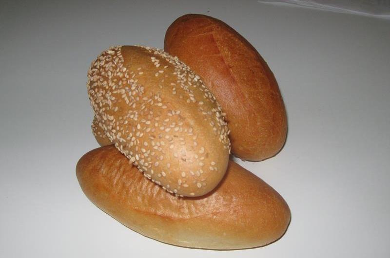 Gesorteerde harde broodjes