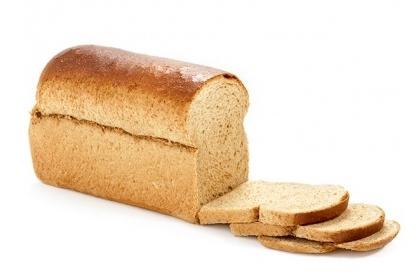 Tarwe brood, zonder toevoegingen