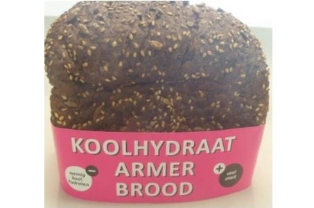 Koolhydraat armer brood