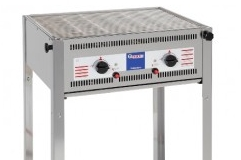 Gas barbecue (te huur)