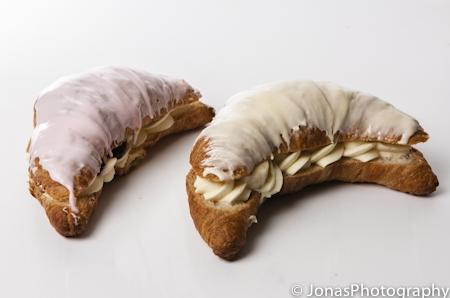 Croissant gevuld