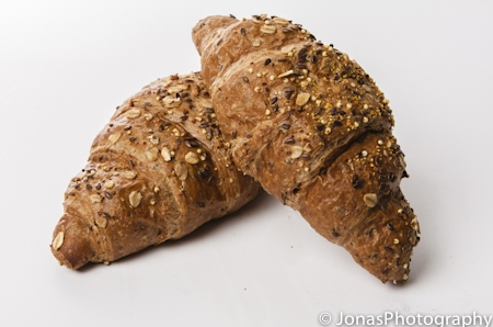 Croissant meergranen