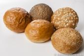 Tarwe broodje zacht