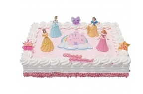 Vier prinsessen