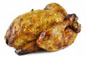 Hele gebraden kip