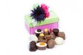 Doosje Belgische bonbons
