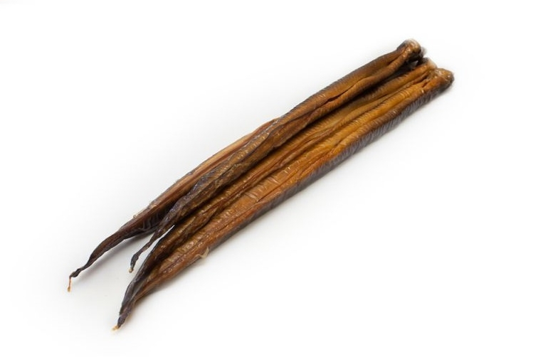 Paling heel (gerookt)