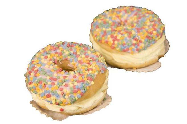 Disco donut