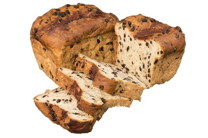 Ouderwets krentenbrood