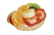 Vruchten schelpje