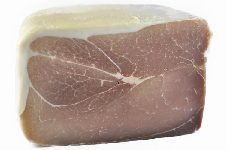 Coburger rauwe ham