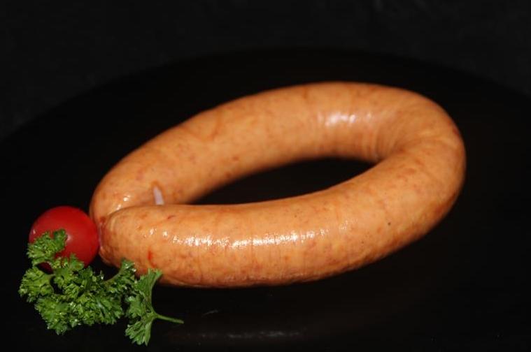 Limburgse rookworst
