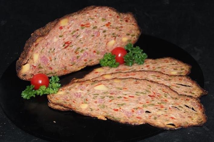 Gebraden Italiaans gehakt