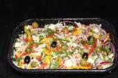Griekse Fetta salade