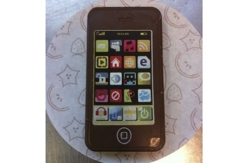 Chocolade Iphone