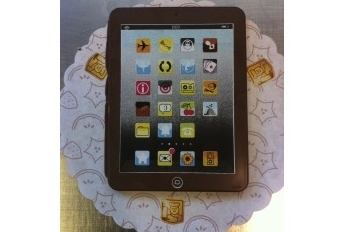 Chocolade Ipad Mini