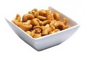 Cashew nootjes gezout