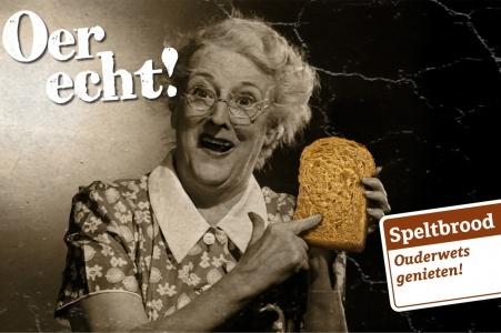 100% Spelt Stokbrood