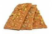100% Spelt Crackers