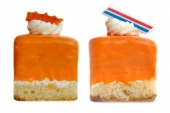 Petit Four Oranje