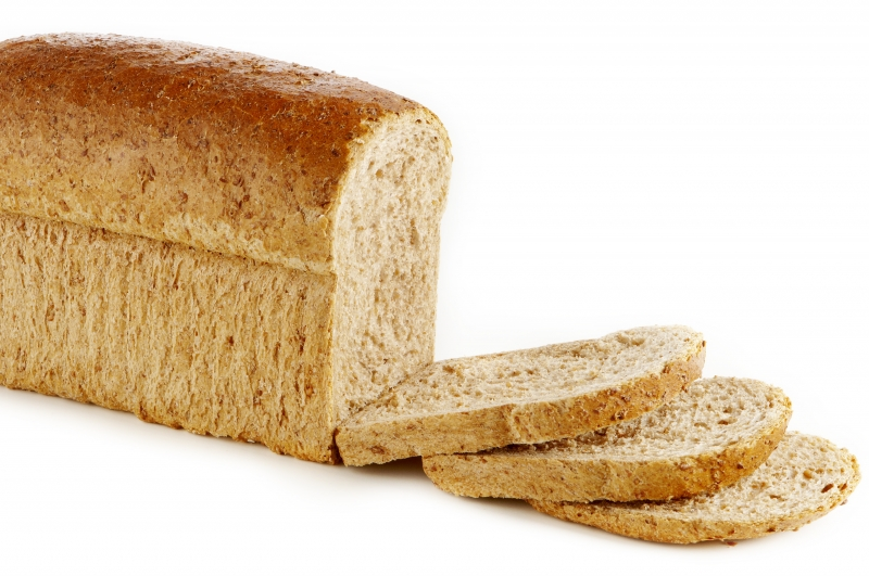 Volkoren brood grof