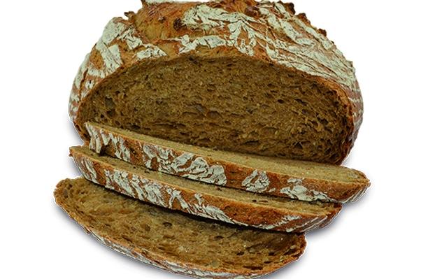 Desem brood donker