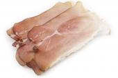 Huisgemaakte rauwe ham