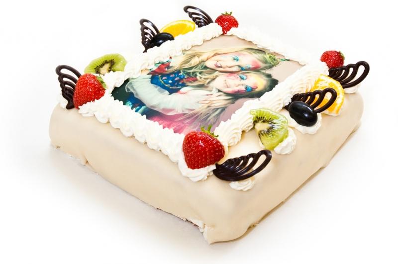 Foto chipolata taart