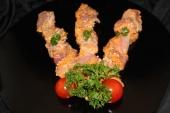 Varkens-oester brochette