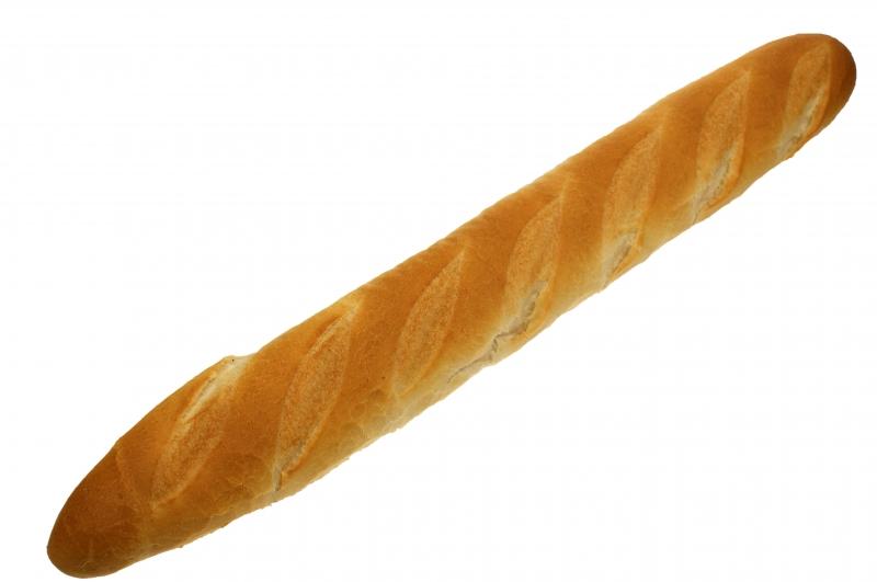 Wit stokbrood groot