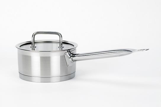 RVS steelpan 16 cm