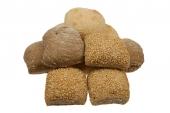 Mini harde broodjes (voorgebakken 10st.)