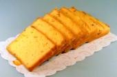 Amarettocake 1/2 gesneden