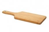 Bamboe snij-serveerplank