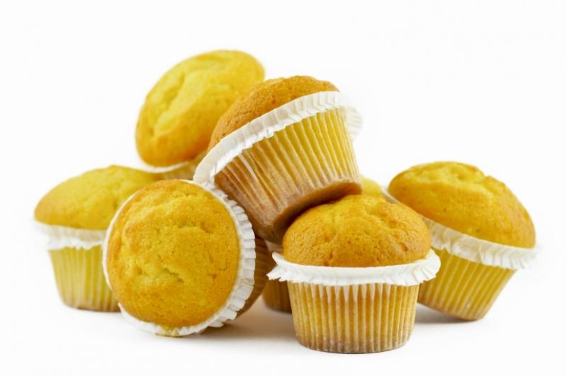 Muffin klein