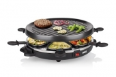 Raclette 6 Grill Party
