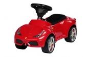 Ferrari loopauto rood