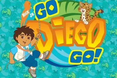Diego fototaart