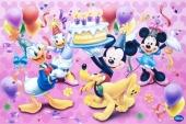 Disney happy birthday Fototaart