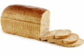 Elke maandag - heel 100% volkorenbrood