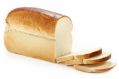 Elke donderdag - heel hoog wit brood