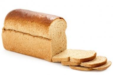 Elke donderdag - heel hoog bruin brood