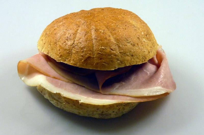 Broodje achterham