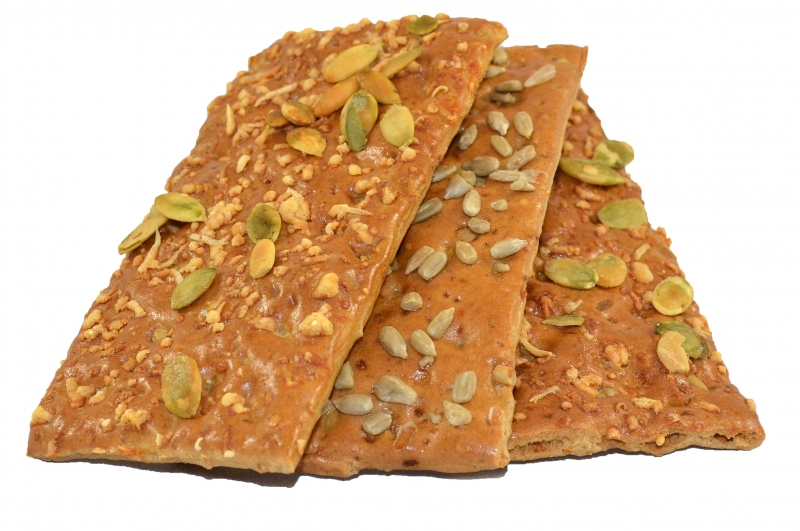 Pak spelt crackers