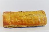 Indisch saucijzenbroodje